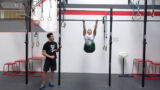 Toes to bar: tutorial ed esecuzione