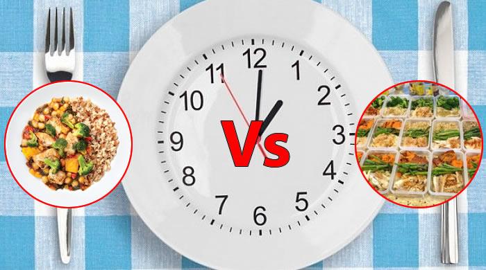 quali sono i 5 pasti al giorno per perdere peso