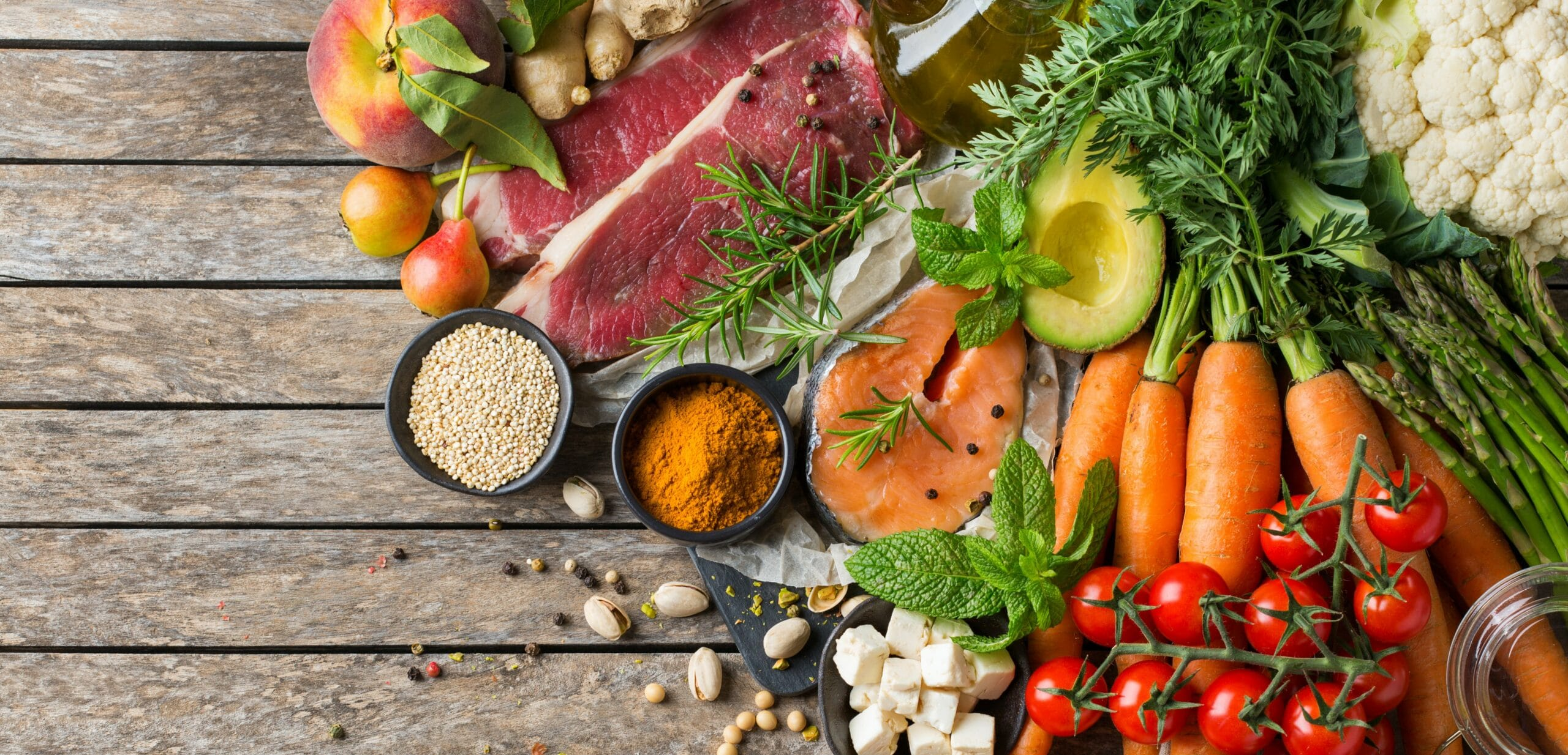 alimenti per la dieta flessibile
