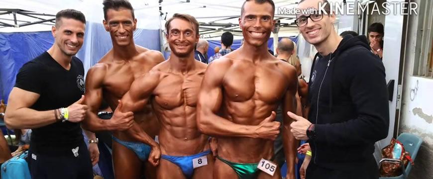 ricomposizione corporea bodybuilding