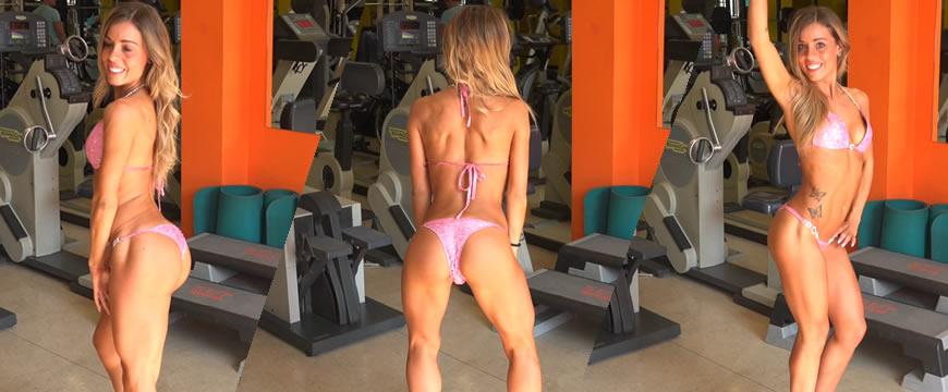 francesca cannone atleta bikini