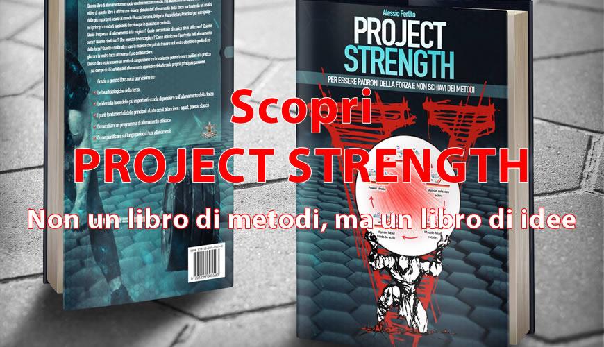 scopri project strength