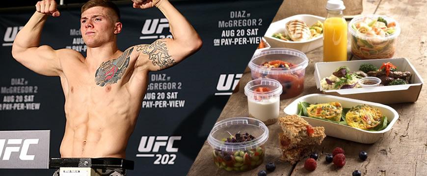 alimentazione fighters