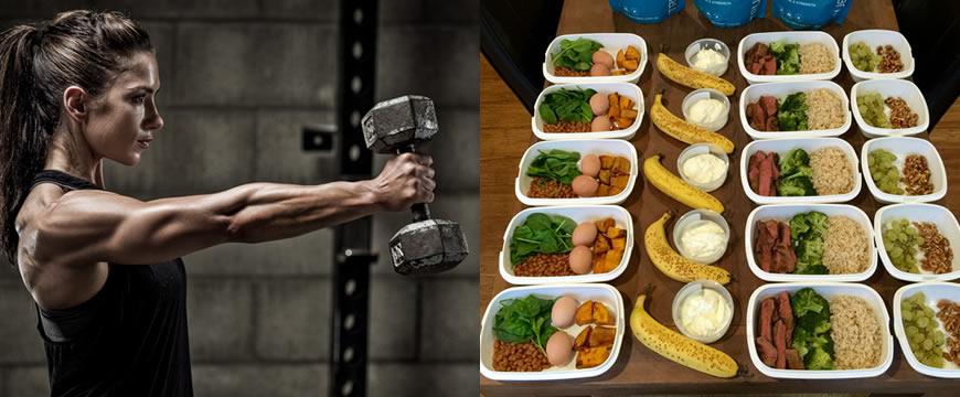 dieta fighters