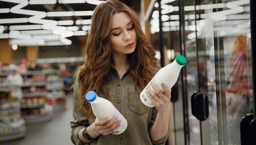 Il latte da male