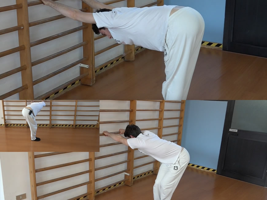flessibilita spalle
