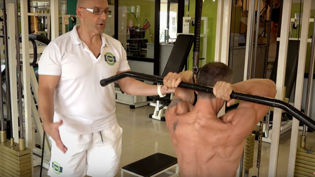fondamentali bodybuilding