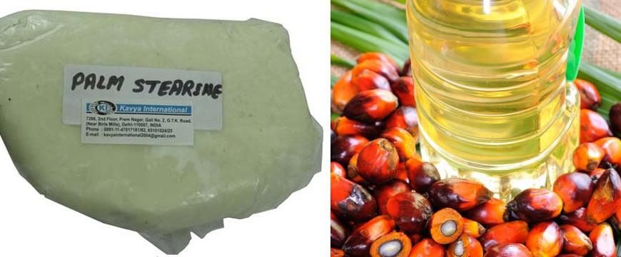 palm-stearina palm-oleina