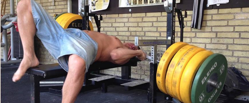 pericolosità pesi preparazione atletica