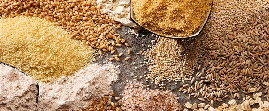 cereali alimentazione vegan