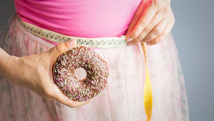 il peso di perdere peso