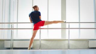 stretching anche e bacino