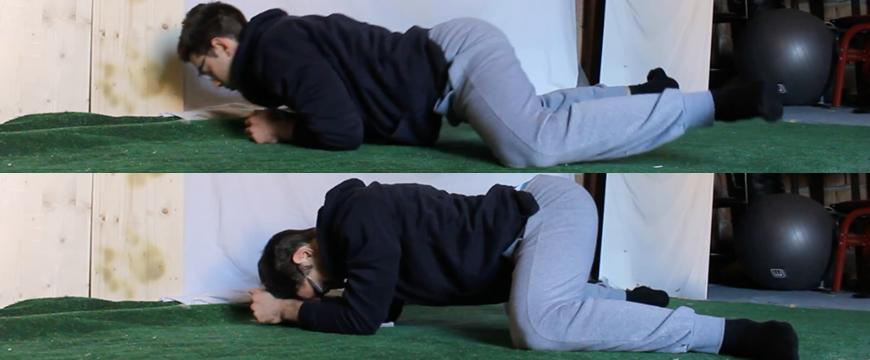 stretching bacino dinamico