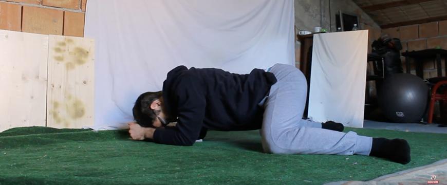 stretching bacino