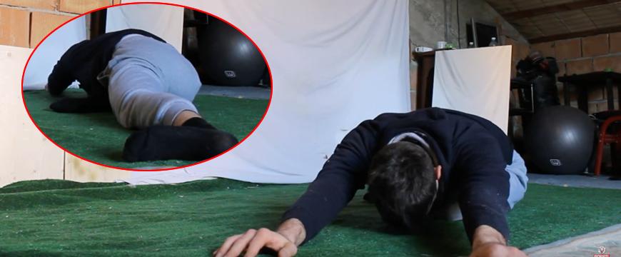 stretching piriforme