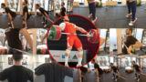Guida allo strappo olimpico: la seconda tirata