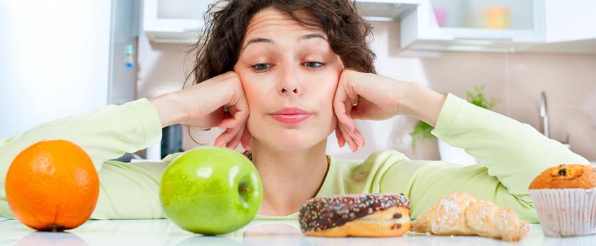 donna dieta drastica