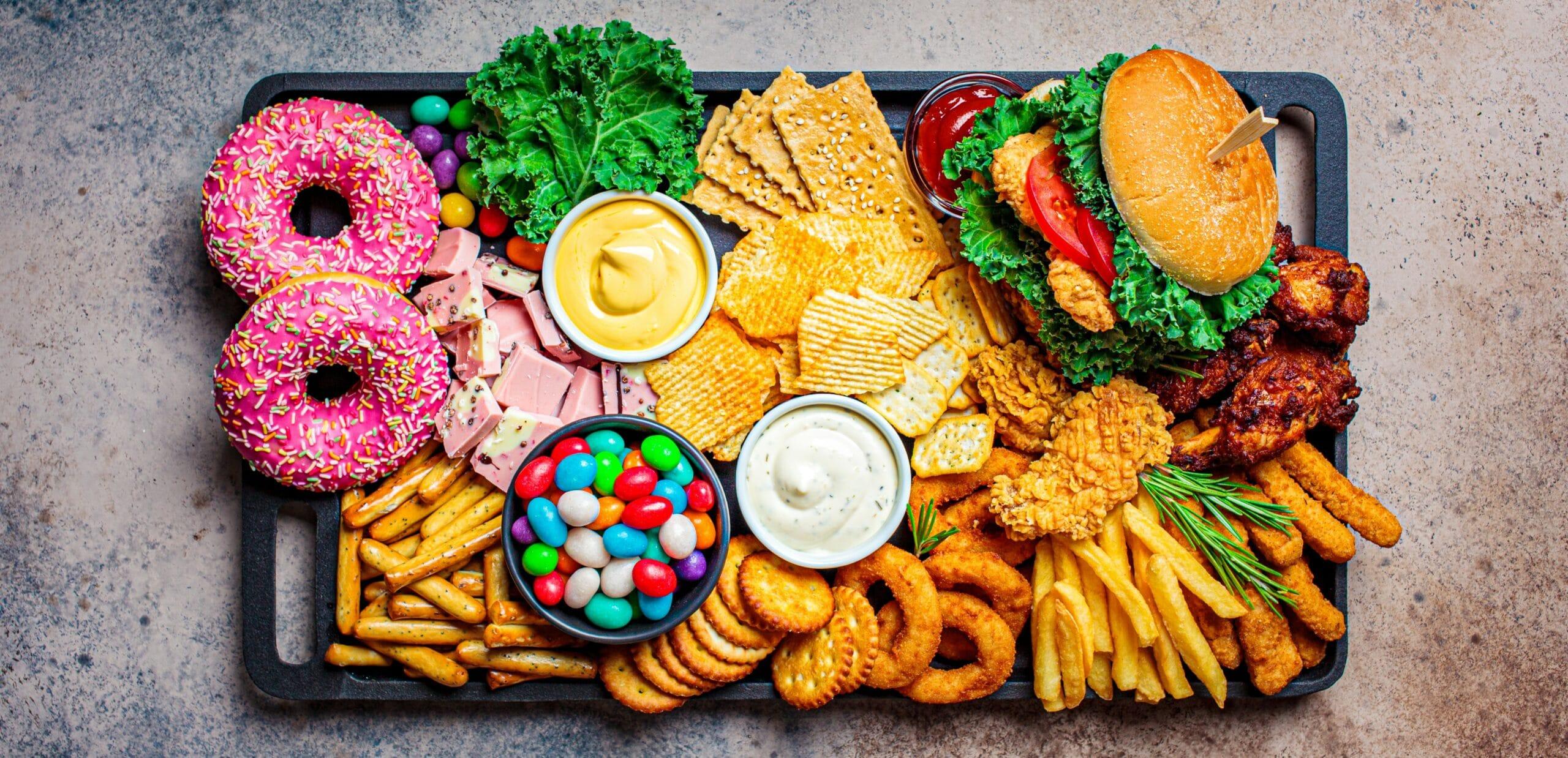 cibi processati nella dieta