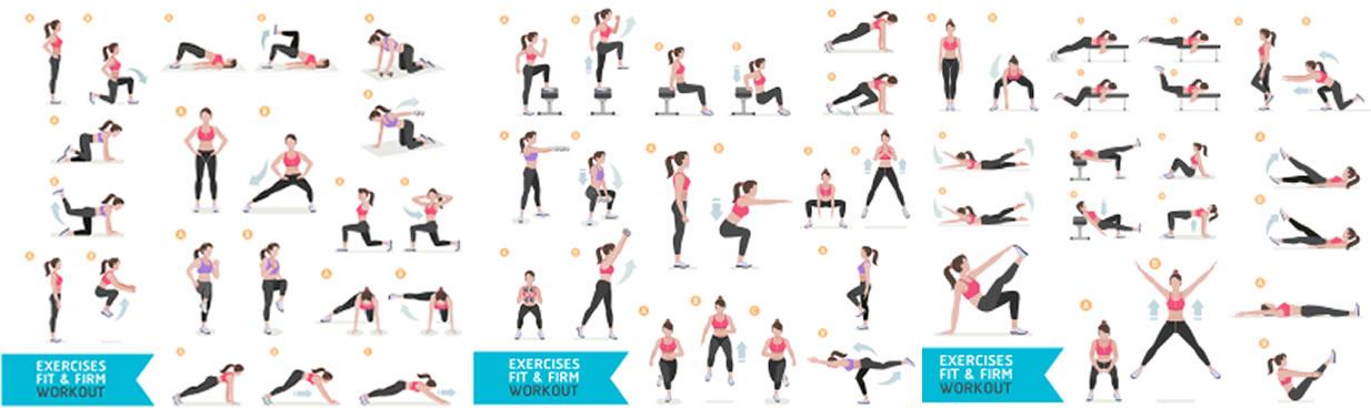 esercizi per bruciare i grassi sotto le braccia