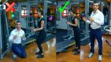 Allenare le braccia con le gambe piegate: ha senso?