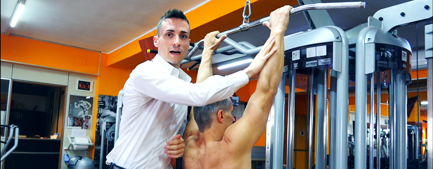 lat machine presa