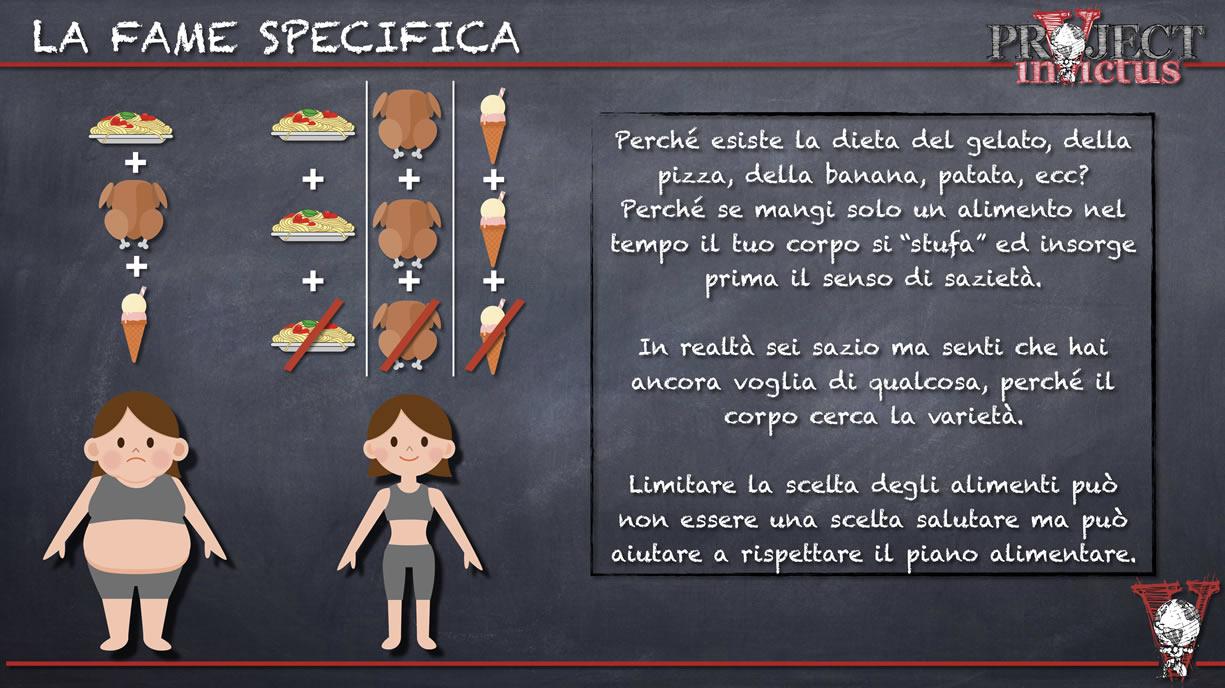 spaghetti e costine di maiale secondo lemme non fanno ingrassare