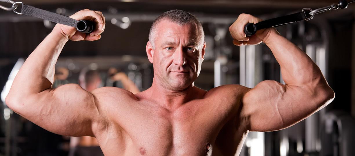 ipertrofia muscolare testosterone