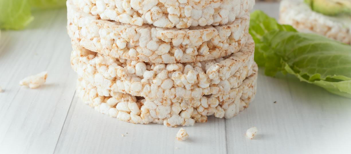 calorie galette di riso