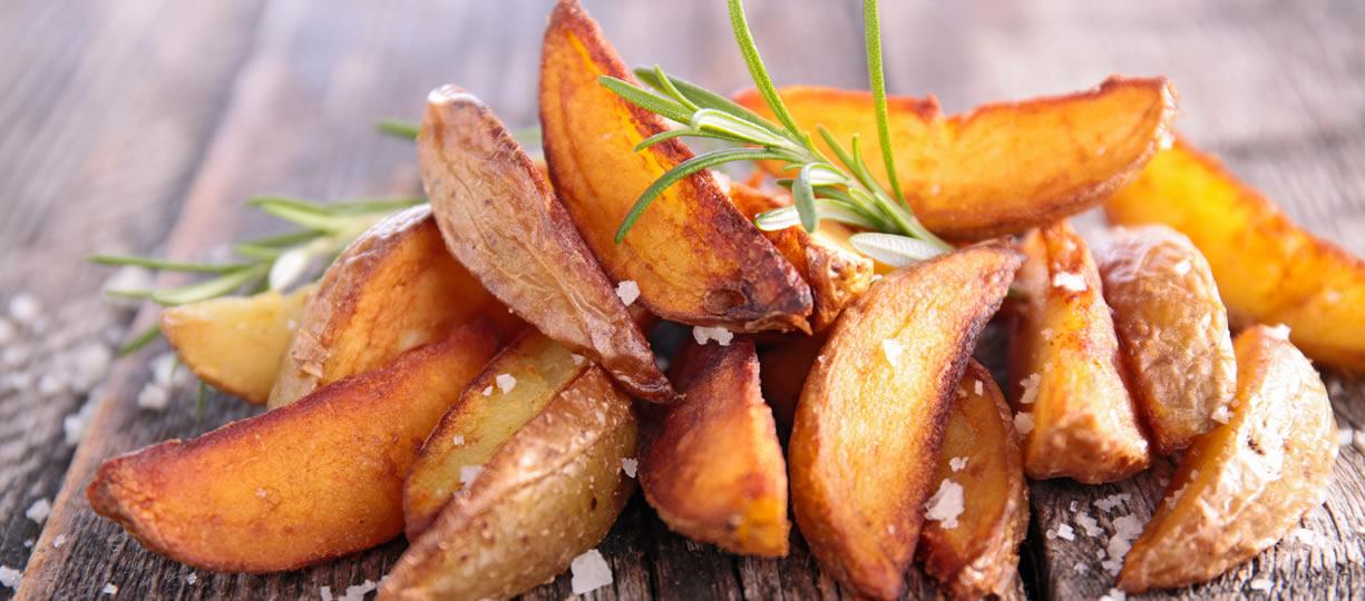 calorie patate al forno