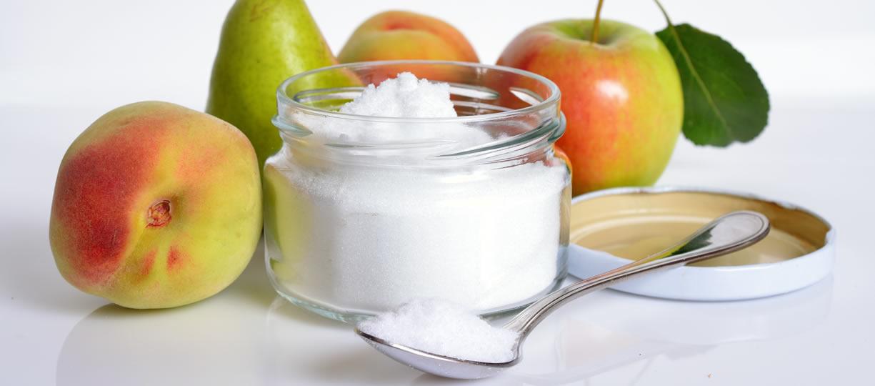 dolcificante fruttosio