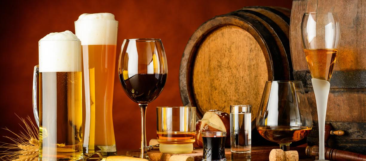 tabella alcolici