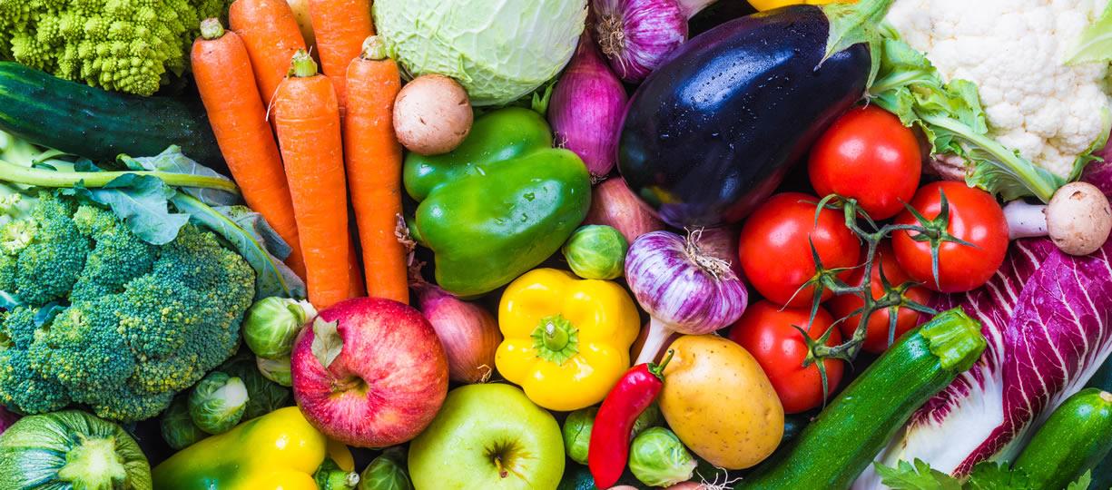 tabella calorie verdure