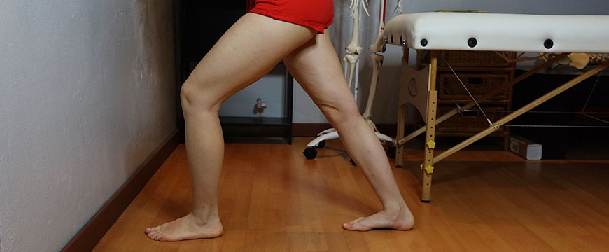 stretching polpaccio