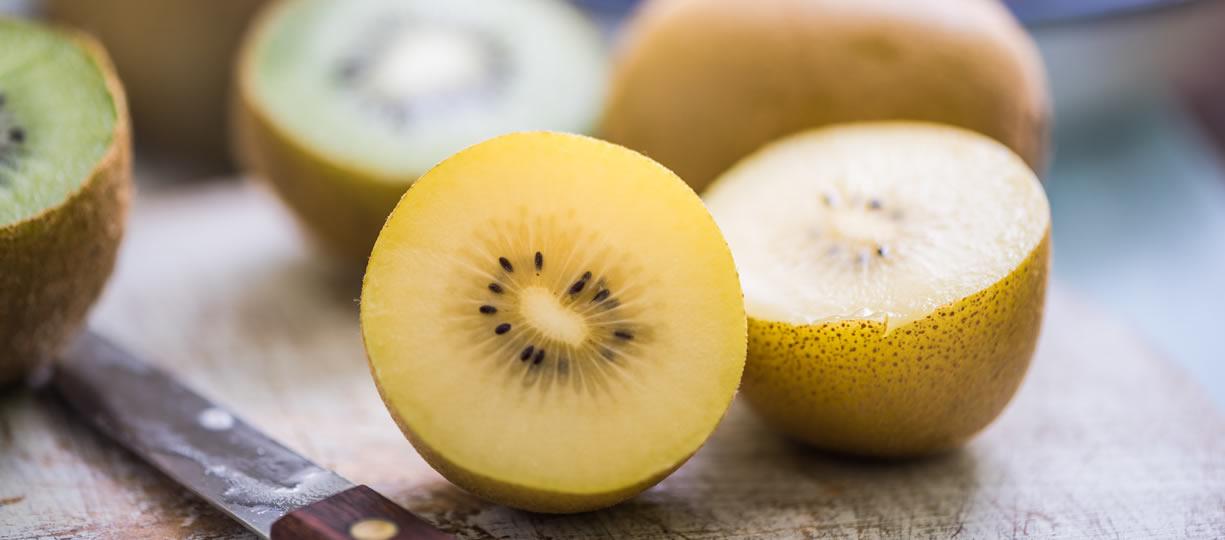 calorie kiwi giallo