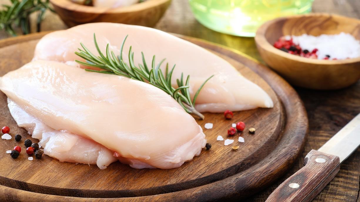 petto di pollo calorie