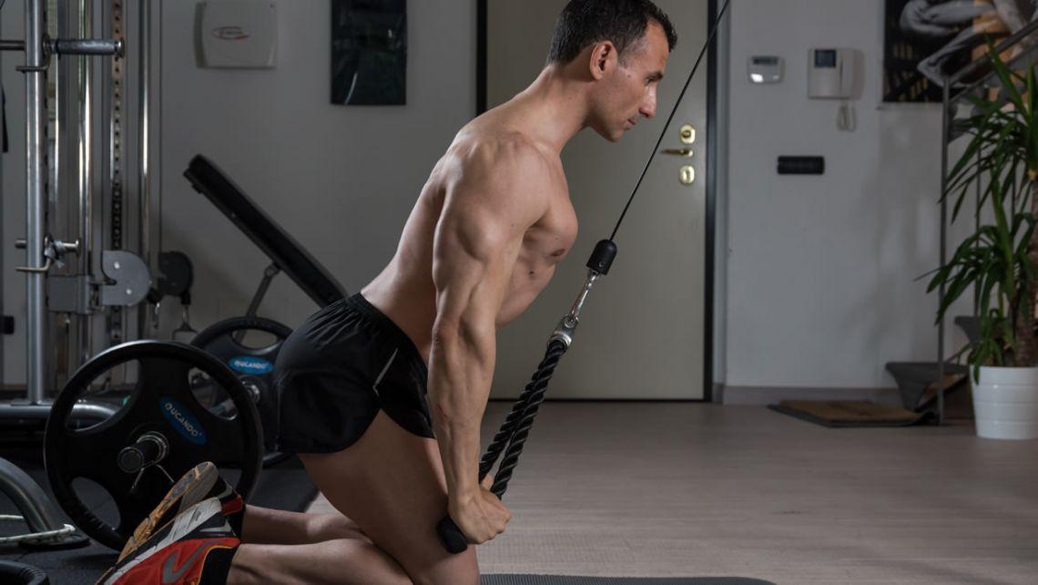 cedimento muscolare sempre utile