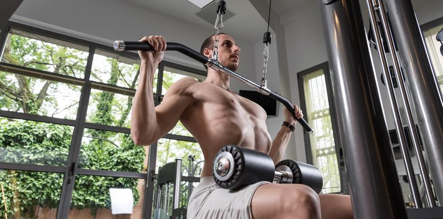 cedimento muscolare nel bodybuilding