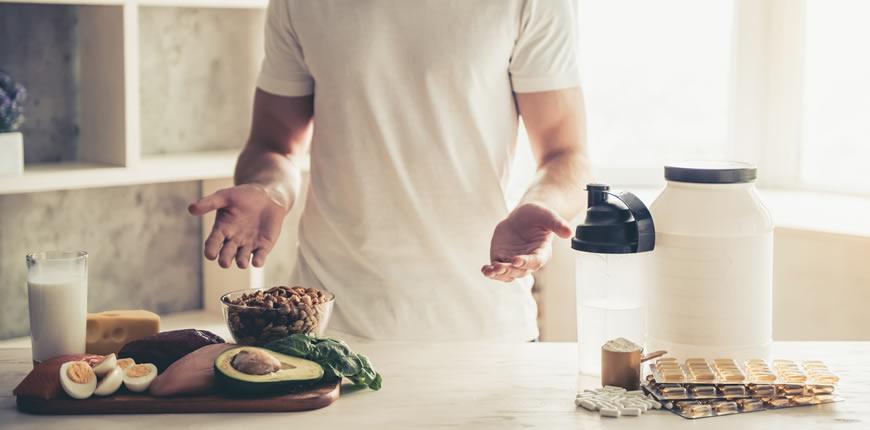 massa muscolare dieta