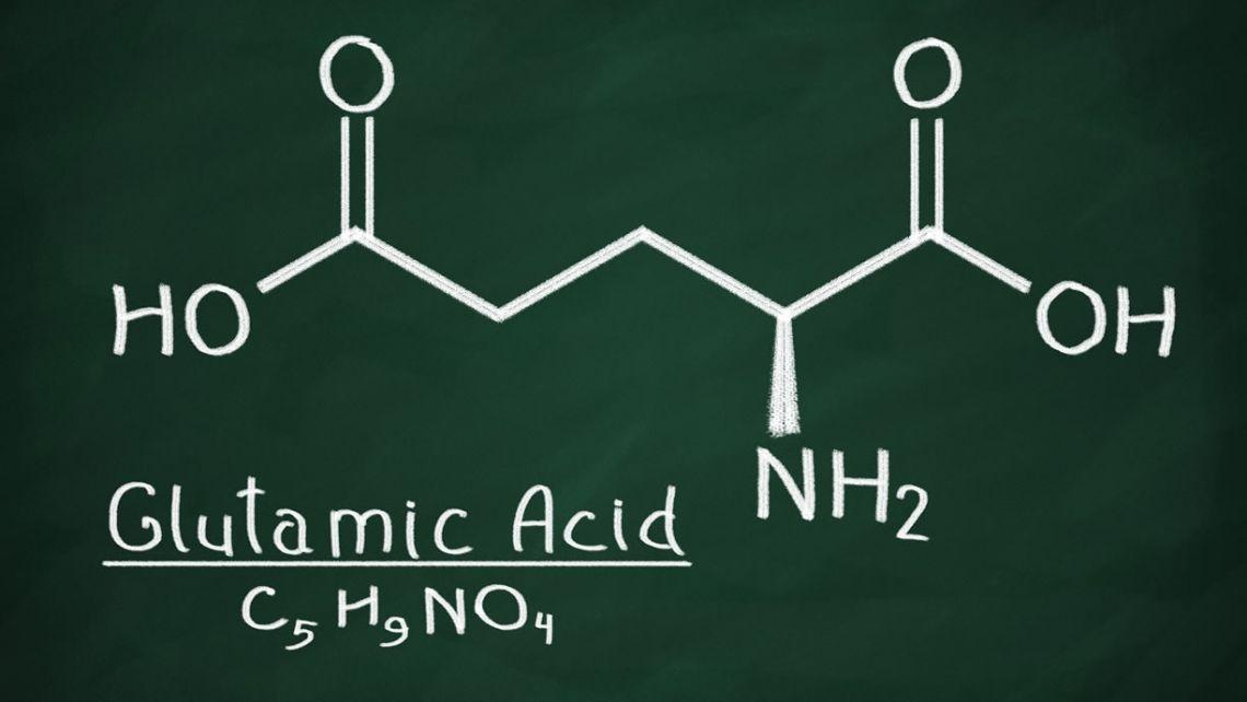 acido gluttamico