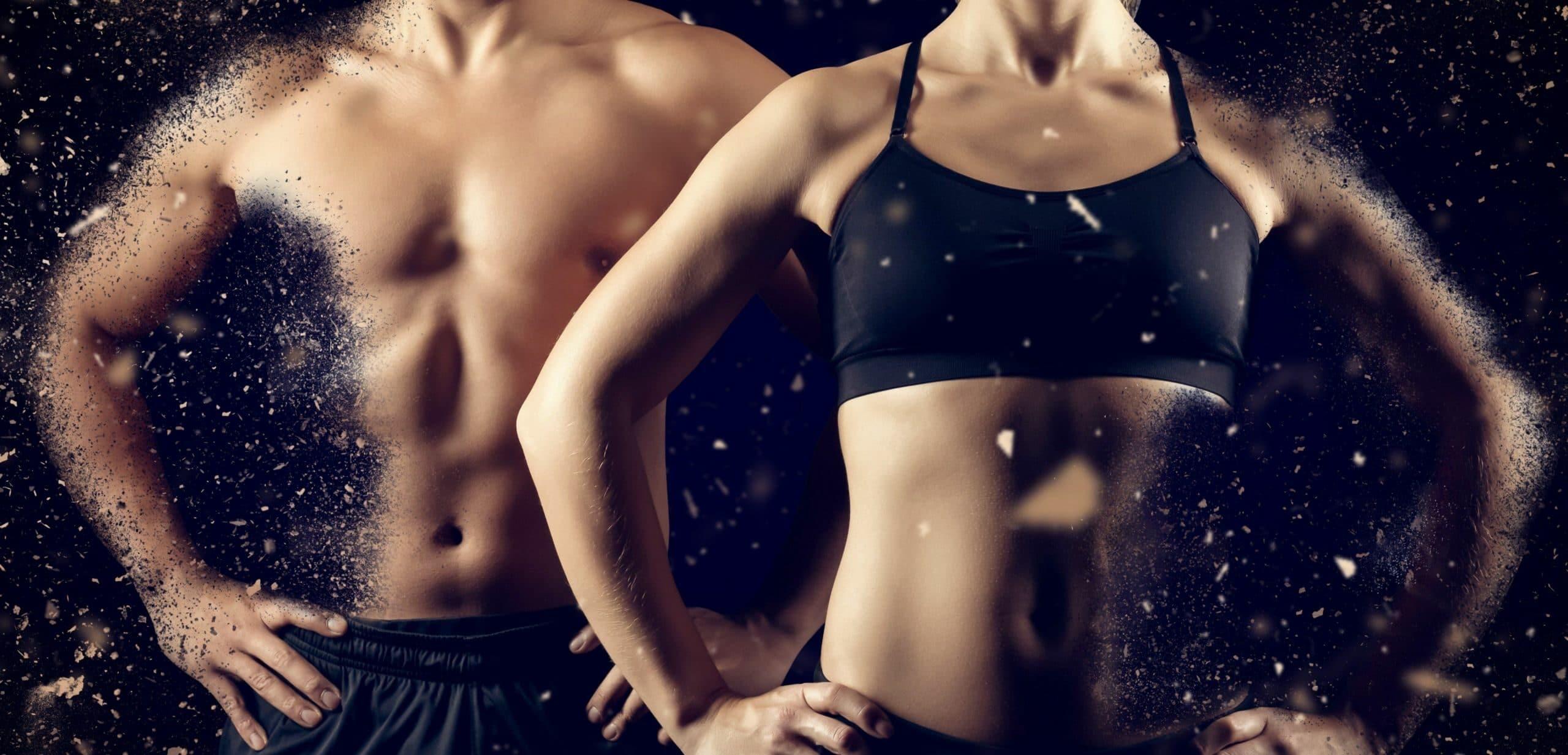 Come fare la dieta in definizione per mantenere la massa muscolare
