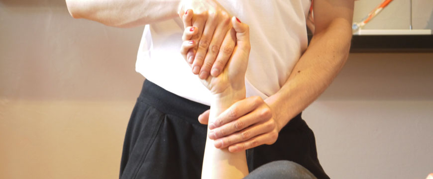 fisioterapia polso