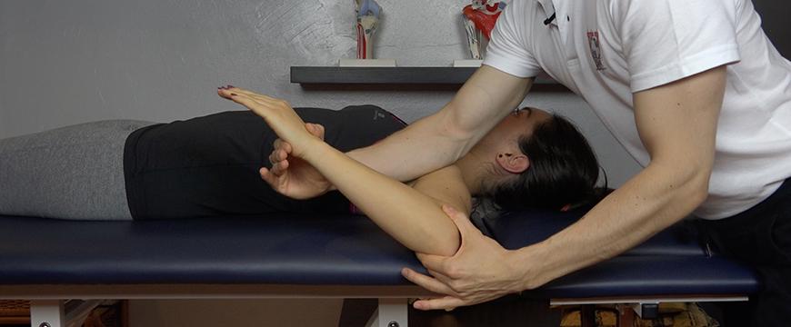 test spalla