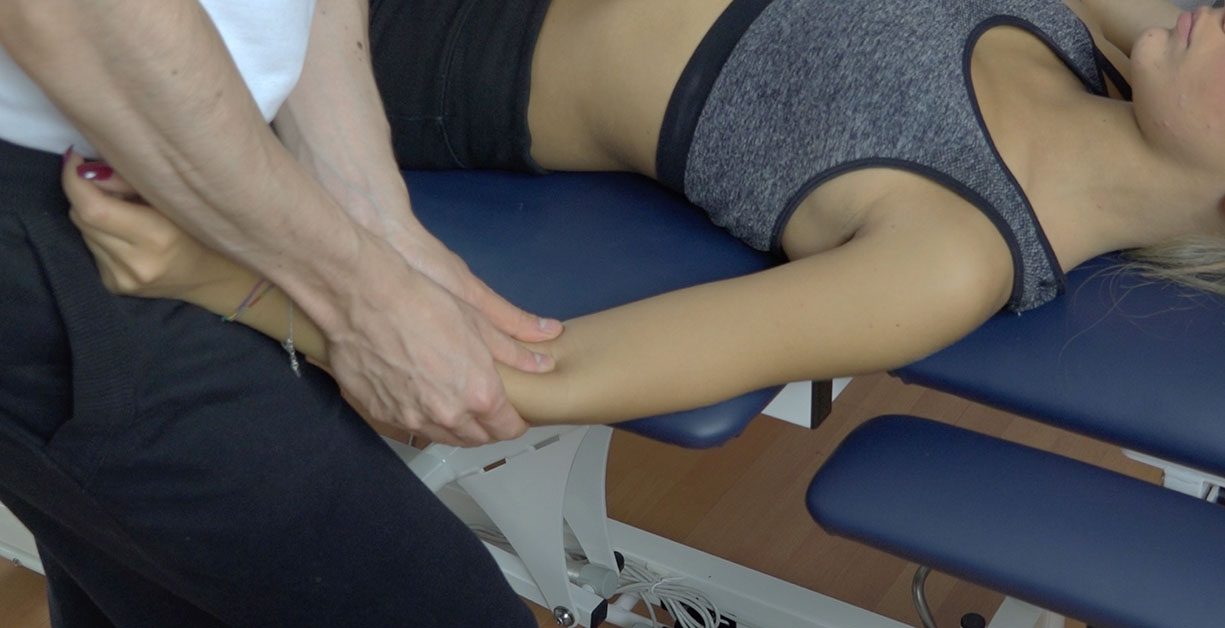 fisioterapia gomito