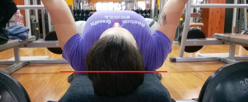 panca piana spalla