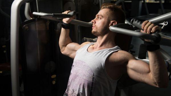 come dimagrire braccia e spalle posteriori