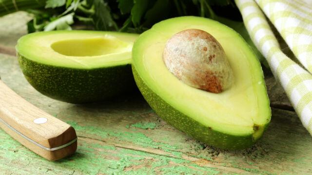 avocado calorie