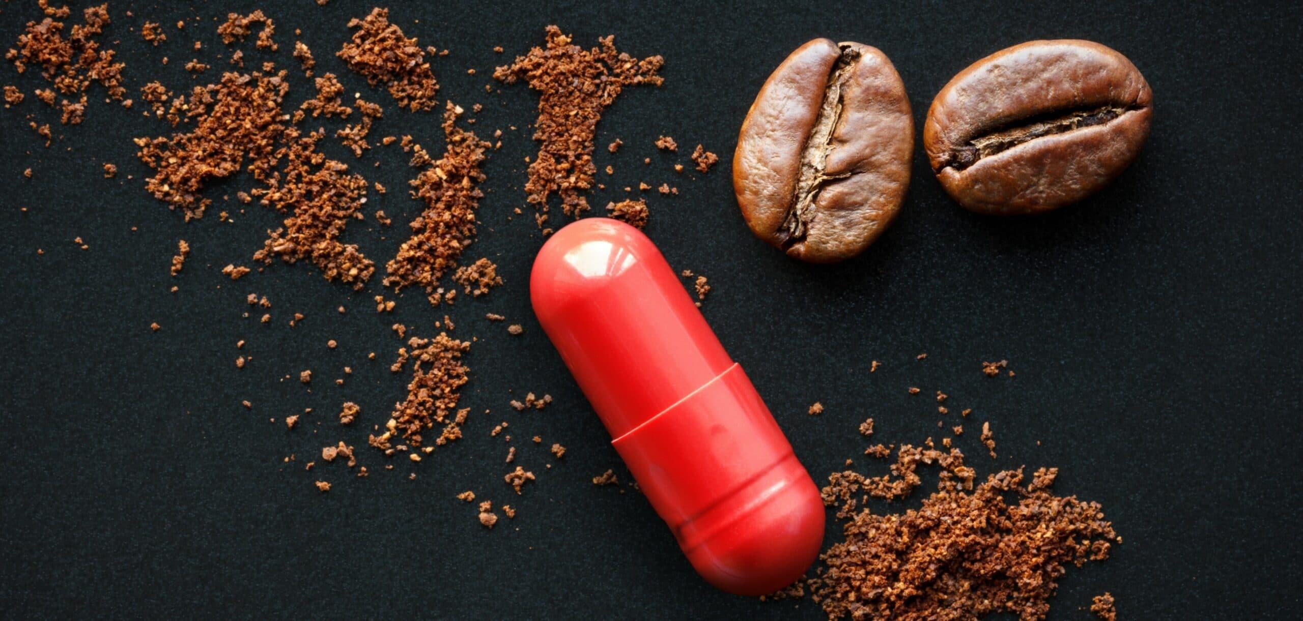 caffeina per la palestra e il bodybuilding