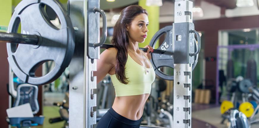 che muscoli allena lo squat