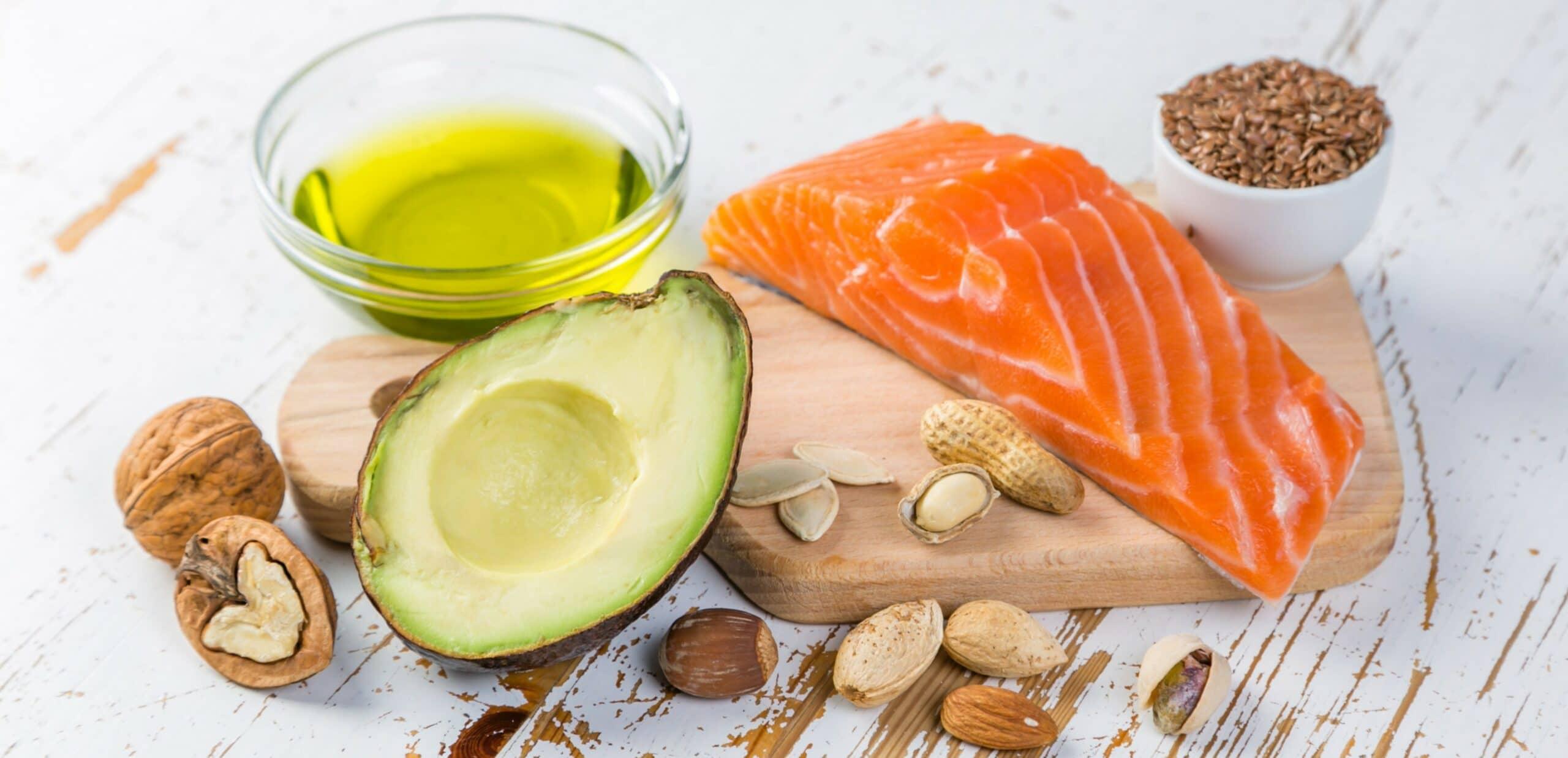 calorie grassi nella dieta
