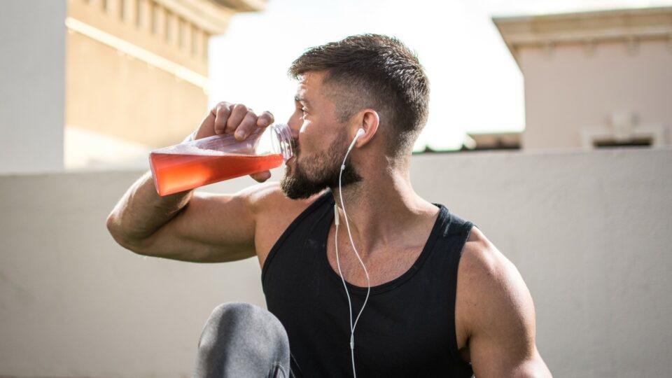 benefici bevande energetiche per lo sport e la palestra